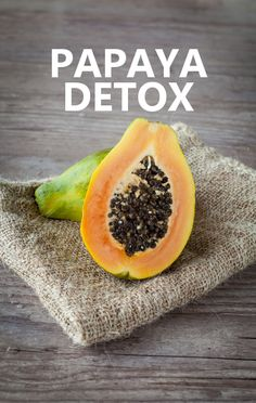 Dr Oz says eating a papaya day is a safe alternative to giving yourself coffee enemas for detoxifying. http://www.drozfans.com/dr-oz-food/dr-oz-papaya-health-benefits-coffee-enemas-safe/