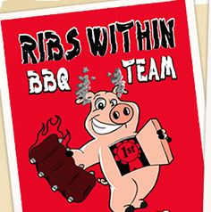 Ribs Within BBQ Team...awesome food!