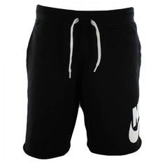 The mens' Nike AW77 French Terry Alumni shorts are available on CityGear.com