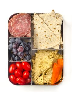 10 Sandwich-Free Lunch Ideas for Kids and Grownups Alike Bento Lunchbox Picnic Lunches, Lunch Snacks, Healthy Snacks, Healthy Recipes, Detox Recipes, Lunchbox Kids, Bento Lunchbox, Sac Lunch, Packing Lunch