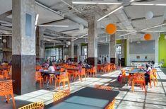 cool cafeteria design - Google Search