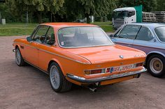 BMW E9 I love this car