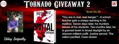 LITERATI: TORNADO GIVEAWAY 2 - SPOTLIGHT OF BRUTAL BY UDAY S...