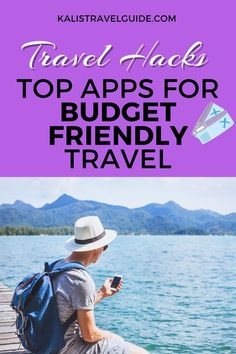 """Forget about those """"traveling headaches"""", as the apps we are going to talk about will make your vacations much better. Useful for bookings, even managing the logistics, this travel planning software deserves your attention. #bestdestinationguides #travelplanning #travelapps #vacationplanning #budgettravel #travelguide #travelhacks Road Trip Packing, Road Trip Hacks, Packing List For Travel, Europe Travel Tips, Travel Hacks, Travel Advice, Travel Essentials, Budget Travel, Travel Usa"""