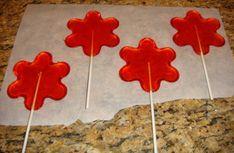 Calza della Befana: caramelle e dolciumi fai-da-te #lollipop