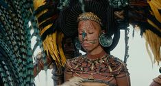 Mayan costume in scene from 'Apocalypto'   Flickr - Photo Sharing!