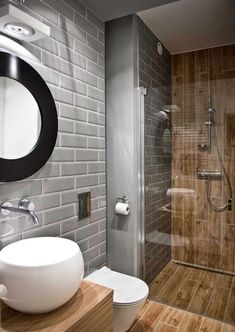 Decora tu pequeño baño como si fuera un gran proyecto!! Quien dijo que su baño era pequeño?