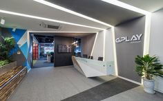 GPlay Group Office by D+Studio - Office Snapshots
