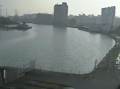 Sharpness Port snapshot from Camsecure live streaming webcam at 0700 on 21st April 2014