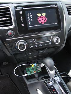 Raspberry Pi : découverte, configuration sous OS X et borne AirPlay Audio/Vidéo