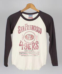 San Francisco 49ers Raglan Tee - Toddler   Raglan Tee, San ...