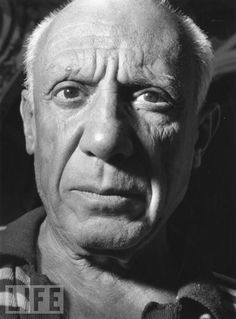 Pablo Picasso at 73  In September 1955, Picasso is living in the South of France, is at the height of his fame as the 20th century's pre-eminent artist, and is still prolific as a creator of paintings, sculptures, and ceramics.