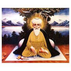 Guru nanak dev ji he is the founder of sikh religen.