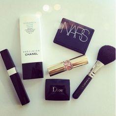 Chanel, Dior, NARS, oh my! #Makeup