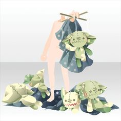 Patchy☆Dolls @games -アットゲームズ-