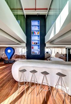 Google Tel Aviv by Camenzind Evolution....