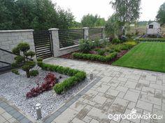 Mały ogród pod białymstokiem