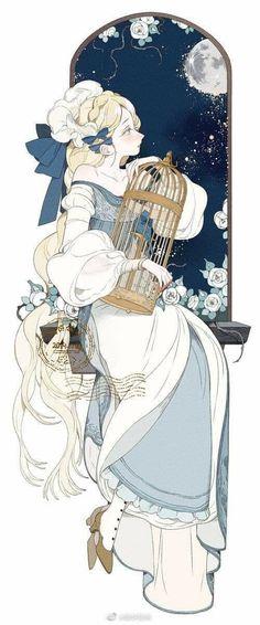 Art Anime, Anime Kunst, Anime Artwork, Manga Anime, Character Illustration, Illustration Art, Cute Anime Chibi, Art Poses, Korean Art