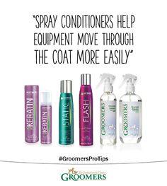 Spray Conditioners