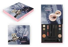 GOOD GIRL GONE FAB! FROM INNOCENT NUDES TO HOT SMOKEY LOOK  #DAY2NIGHT TRANSFORMATION  #ALLYOUNEED  #FACE #EYES #LIPS #BROWS  #PAPERBOX