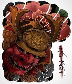Chinese Tattoo Designs, Japanese Tattoo Art, Japanese Sleeve Tattoos, Celtic Tattoos For Men, Unique Tattoos For Men, Tattoos For Guys, Japan Tattoo Design, Sketch Tattoo Design, Skull Tattoo Flowers
