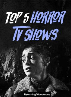 In this week's Thursday Movie Picks, we look at the best television has to offer for halloween, with the Top 5 Horror TV Shows of all time.