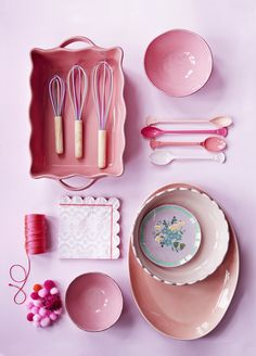 Pink Ceramics HW15 collection