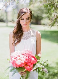 Chic Casual Bride