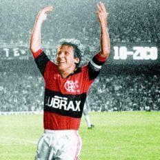 ZICO. Embora já possuísse a maior torcida do Brasil, o Flamengo só conquistaria o Campeonato Brasileiro na década de 80. Com Zico na equipe, o rubro-negro conquistou seu primeiro título brasileiro em 1980, ao derrotar o Atlético Mineiro no Maracanã por 3 a 2, e Zico foi o artilheiro principal com 21 gols.