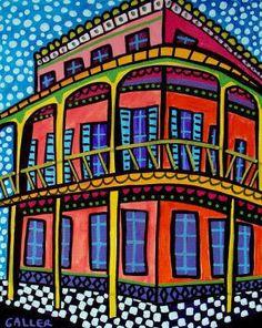 New Orleans Heather Galler