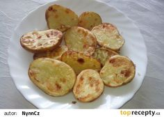 Pečené přílohové brambory recept - TopRecepty.cz