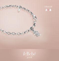 I preziosi Bracciali LeBebé :) ... scoprili tutti su www.lebebegioielli.com/prodotti.php?col=1395245168 #lebebe #gioielli #mamme