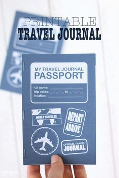 Travel journal diy printables fun 69 ideas our Travel Maps, Travel Packing, Travel Books, Paris Travel, Scuba Travel, Travel Album, Africa Travel, Travel Backpack, Japan Travel