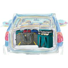 We've got what you need to make road trips more organized!