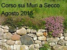 Aperte le iscrizioni per il corso di aggiornamento per insegnanti della Scuola Trentina sul tema della cultura della pietra a secco in Trentino. Inizio corso agosto 2015