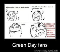 Only Green Day fans