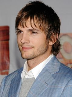 Ashton Kutcher favorites: that 70's Show, Two and half men, Guess Who, What happens in Vegas