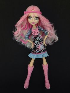 viperine gorgon monster high dolls