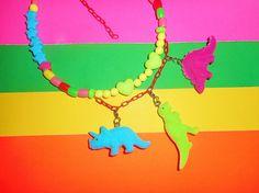 Prehistoric Princess Necklace