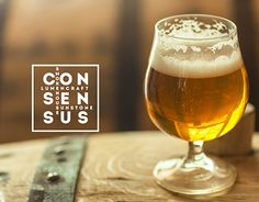 """Check out new work on my @Behance portfolio: """"Consensus - Brewing, Branding, Marketing"""" http://be.net/gallery/54777115/Consensus-Brewing-Branding-Marketing"""