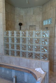 Lovely Glass Blocks Bathroom   Google Search Nice Ideas