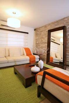 modern Living room by Objetos DAC