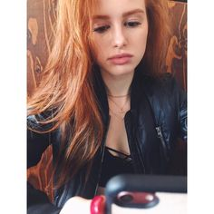 """355.7k Likes, 941 Comments - Madelaine Petsch (@madelame) on Instagram: """"I'm a great lunch date... ♀️"""""""