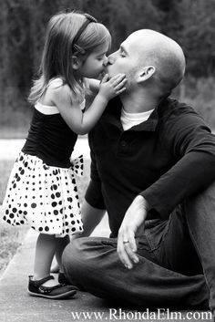 Daddy & Daughter... Love! Can do mother & son too :-)