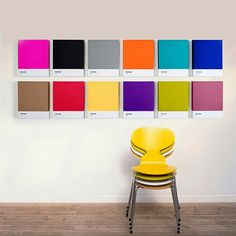 PANTONE UNIVERSE Art - Brilliantly Coloured Canvases at http://eu.fab.com/sale/3603/