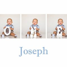 First Birthday Picture ..cute for the invitation pic..