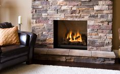 Ventana with Inca Slab Liner (1255IBL) This is just one of many Valor Fireplaces We offer at Goodrich Chimney Services as a Valor Dealer! gcsmainoffice@gmail.com