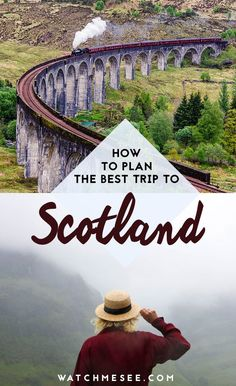 From when to go, how to get around, where to stay, and top things to do and see in Scotland, here's your ultimate travel guide! #scotland #scotlandtravel #uk