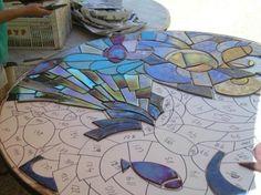 mosaico en vidrio - Buscar con Google