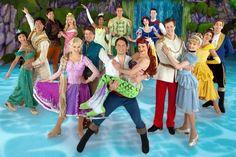 Disney Sur Glace - Ariel et ses amis